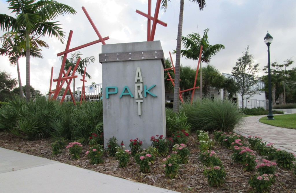 Oakland Park's charming Art Park as location for new mural