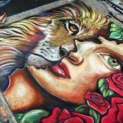 Carrie Bennett Lion