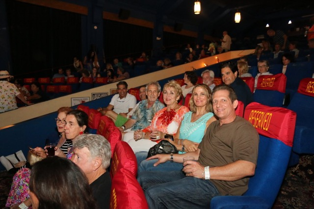 The audience waiting to see Filmed in Broward: Take 2! on opening night. Photo by Irwin Levenstein.