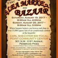 Flea Market and Bazaar