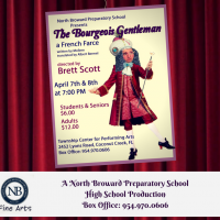 The Bourgeois Gentleman by Moliere, A French Farce