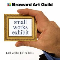 """SMALL WORKS"" EXHIBIT"