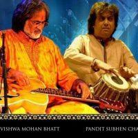 Grammy Winner Guitarist Performs Unique Indian Music!