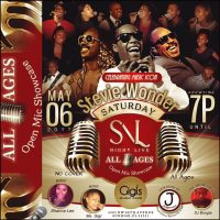 Saturday Night Live All Ages Open Mic (First Saturdays)