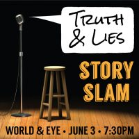 Telling Tales Story Slam