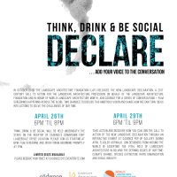 Think, Drink & Be Social