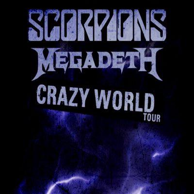 Scorpions & Megadeth