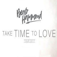 Beres Hammond Take Time To Love Tour '17