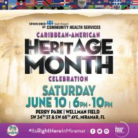 Caribbean-American Heritage Celebration