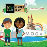 MOCA's 2017 Creative Arts Summer Camp