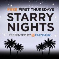 First Thursdays Starry Nights