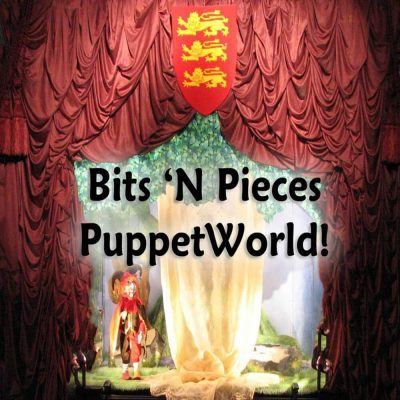 Alice in Wonderland Puppet Show