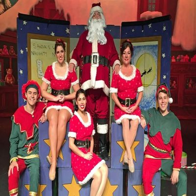 Holiday Traditions Around The World - Smart Stage Matinee Series