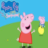 Peppa Pig LIVE! Peppa Pig's Surprise!