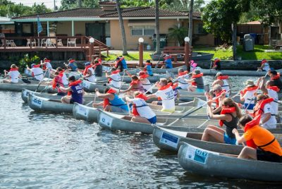 Annual Island City Canoe Race and City's 70th Birthday Celebration