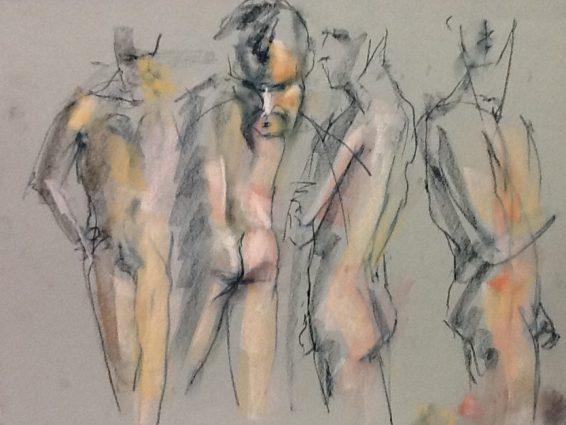 Men's Art Events