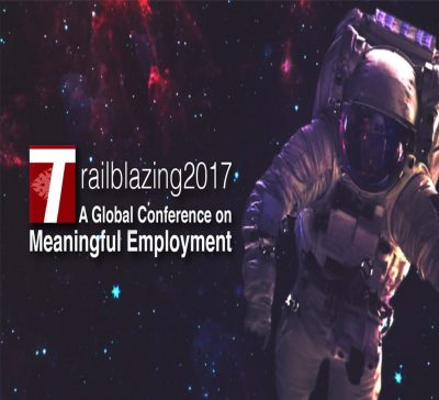 #TRAILBLAZING2017 Global Conference on Meaningful ...