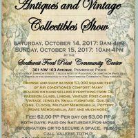 Antiques & Vintage Collectibles Show