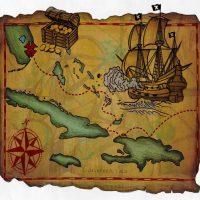 Pirate Island Art Exhibition