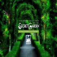 Secret Garden - Art Walk Experience & After Party (Ft. Lauderdale) MASS District