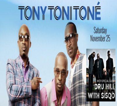 Tony Toni Toné's