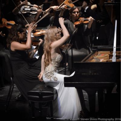 An Evening with Pianist Svetlana Smolina