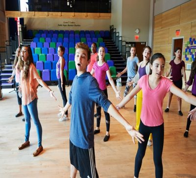 Broward Center for the Performing Arts Fall Classes Open House