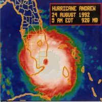 HURRICANE ANDREW DISPLAY