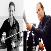 JESUS REINA (Violinist) / JOSU DE SOLAUN (Pianist)