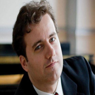 Pianist Josu de Solaun (Spain)