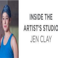 Inside the Artist's Studio: Jen Clay