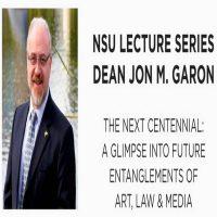 NSU Lecture Series: Jon M. Garon, J.D.