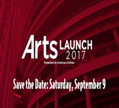 #ArtsLaunch2017