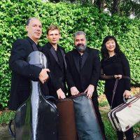 """Delray String Quartet: """"The Romantic Piano"""""""