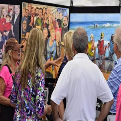 30th Annual Las Olas Art Fair