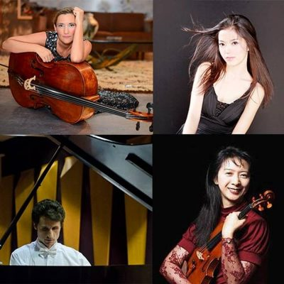 "BC Chamber Players: ""Great Romantic Piano Trios"""