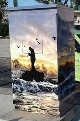 Call to Artists  Traffic Signal Box Wraps Round 2: The City of Pompano Beach