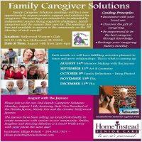 Family Caregiver Solutions