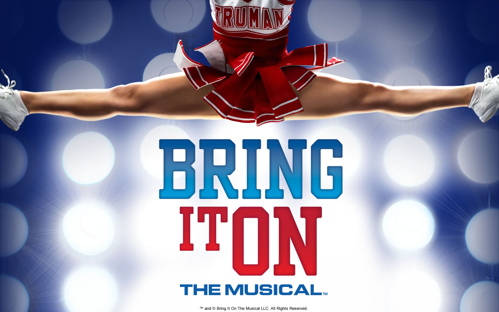Quot Bring It On The Musical Quot Presented By Inside Out Theatre
