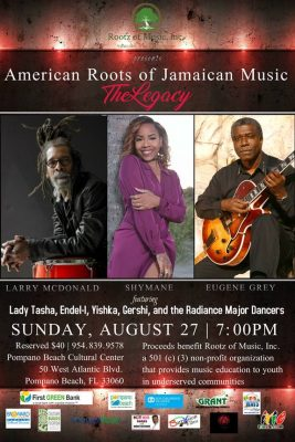 American Roots of Jamaican Music: The Legacy featu...