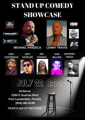 Stand Up Comedy Showcase