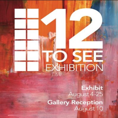 12 to See Artist Call