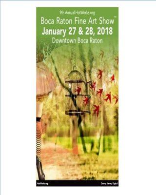 9th Annual Boca Raton Fine Art Show™