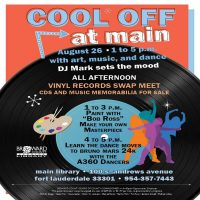 Cool Off at Main with art, music, and dance
