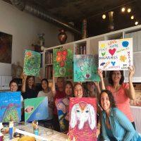 Intuitive Holistic Art Workshop
