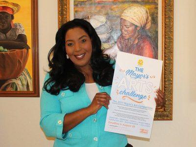 Mayor's Arts Challenge