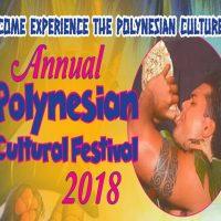 The Polynesian Cultural Festival 2018