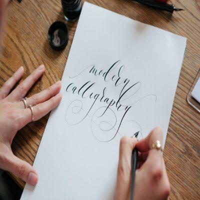 Calligraphy Workshop – Basics
