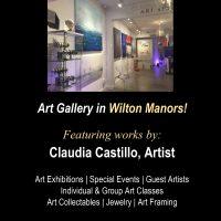 TRANSFORMATION Presented by Claudia Castillo ART studio