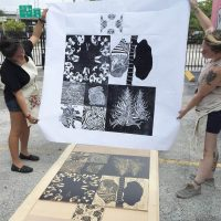 Let's Get Inky! Large Format Relief Printing